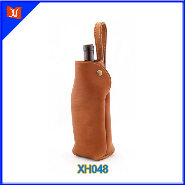 The Leather Wine Tote Bag Wholesale