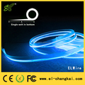 Decoration for costumes and bags High Brightness welted EL Wire