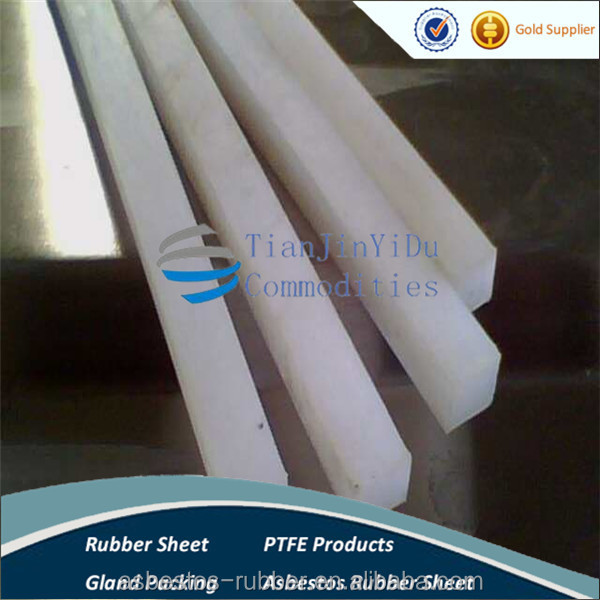 High temperature teflon tube and ptfe rod in yd jill