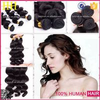 Best selling products alibaba express direct low price indian long hair buns