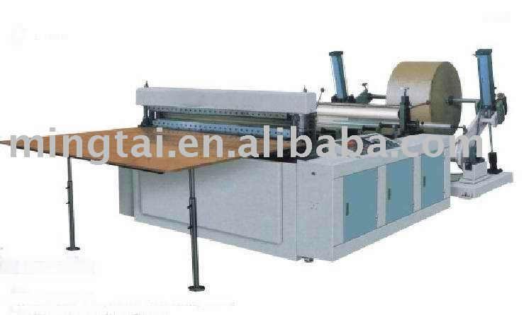 paper cut machine