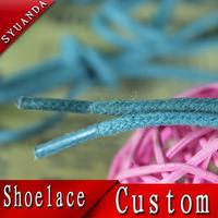 China sport hot new sneaker shoelace