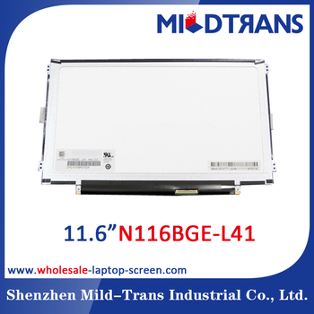 TOP Laptop Screen Supplier for 11.6 Slim LED 40PIN B116XTN04.0 CLAA116WA03A LTN116AT02 LP116WH2 N116BGE-L41