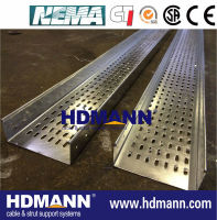 Support system SS304 cable tray NEMA 16A OEM supplier