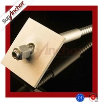 SupAnchor R32 hollow self drilling rock anchor bolt
