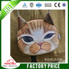 cute cat face wholesale chain bag / cat shaped 3D hand bag for lady