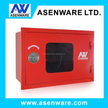 Best price fire hydrant cabinet fire hose box