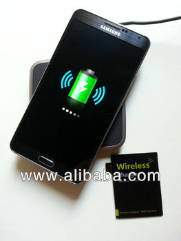 Powermat Samsung Note 3 Wireless Charging Set
