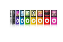 1.8' 4th gen 8GB 9 Colors for choose mp3 mp4 player Music playing time 30Hours fm radio ebook video player