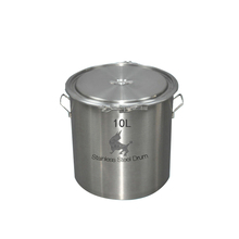 Factory Price 2017 Hot Selling Stainless Steel Food Bucket