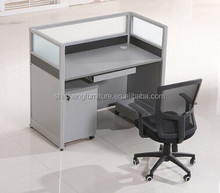 Cheap price aluminum office low partition