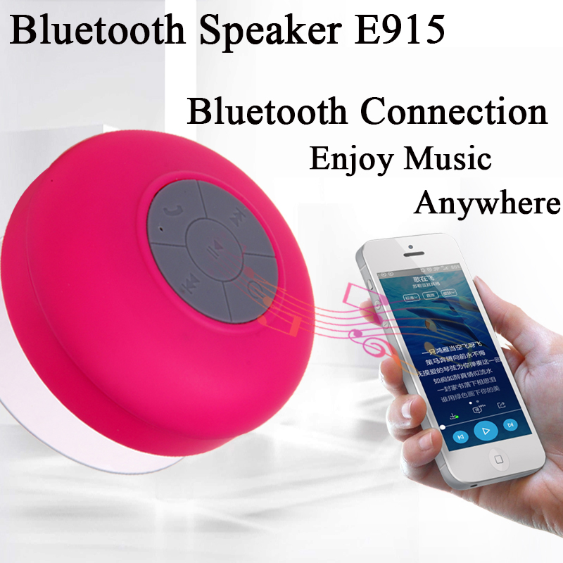 Mini Cube Audio Speaker Box Party 2.1 Multimedia Speaker System E915 Portable Waterproof Bluetooth Speaker