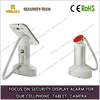 alarm mobile security display stand metal phone holder