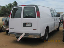 GMC SAVANA CARGO VAN FOR SALE