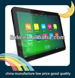 HIgh Solution 10 inch Retina Screen 1068*800 Quad Core 2.0GHz 1GB Android 4.2 Tablet PC O V975M Multi-language HDMI support