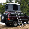 New Type Hot Sale Hard Shell Car Truck Roof Top Tent for Camping and Travelling