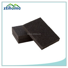 thin size 120x100x12mm abrasive cleaning sponge for kitchen