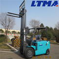 Chinese top supplier LTMA 3 ton battery forklift electrical