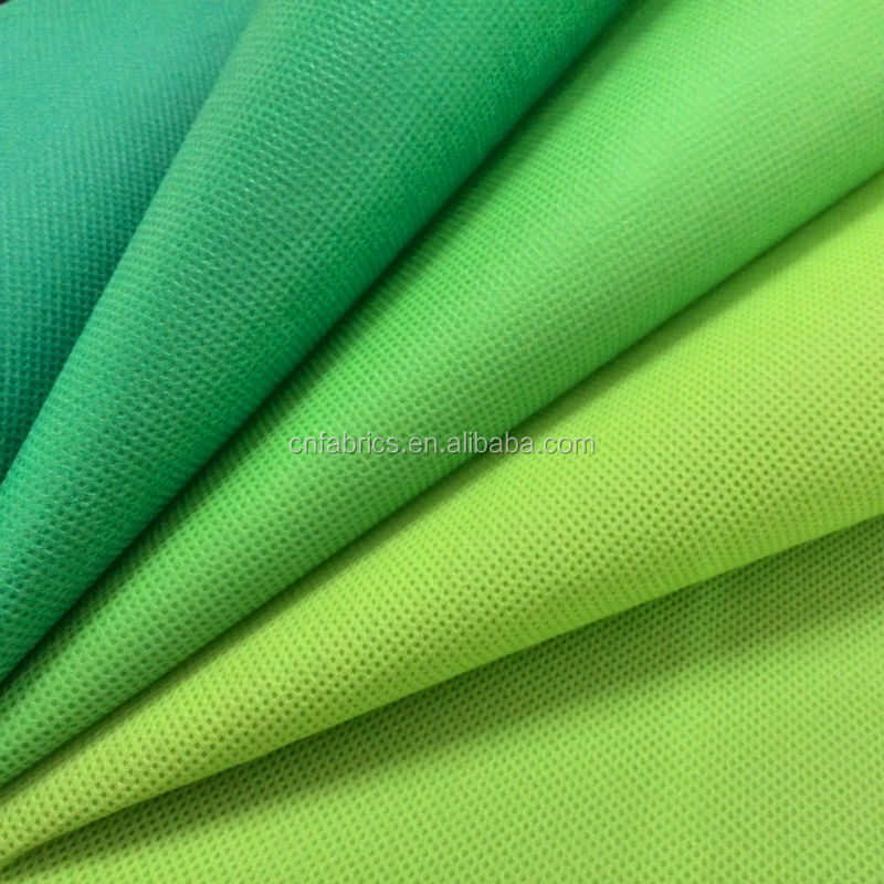 Bed Sheet Material 100% Polypropylene Non Woven pp spunbond Fabric