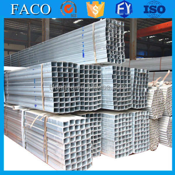 square steel pipe ! 38 x 25 x1.6 mm rectangle pipe and tube 5 metre lengths
