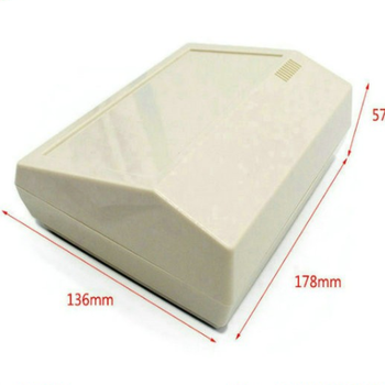 Electronic products plastic enclosures for pcb plastic box