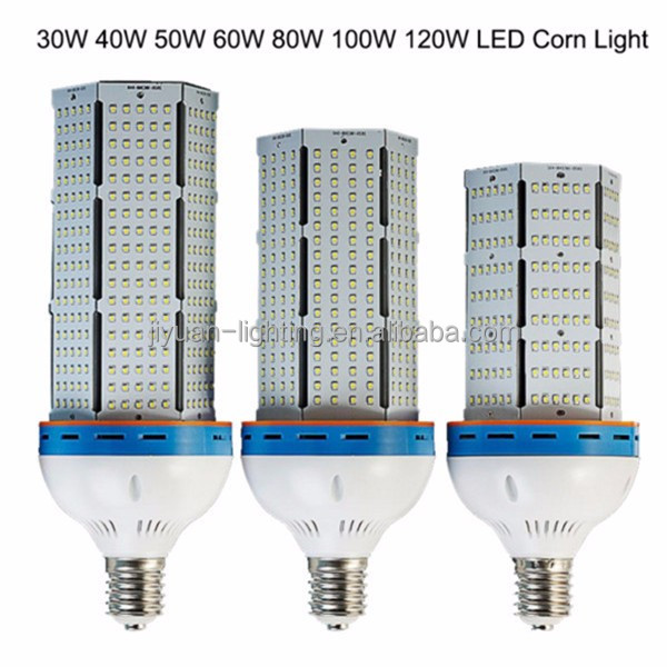 Best price led corn cob light, dustproof waterproof led corn bulbs, No UV or IR in the beam