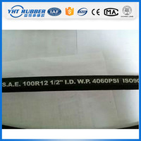 China supplier high quality sales good hose,gates hydraulic fittings hose sleeving,rubber steel hose