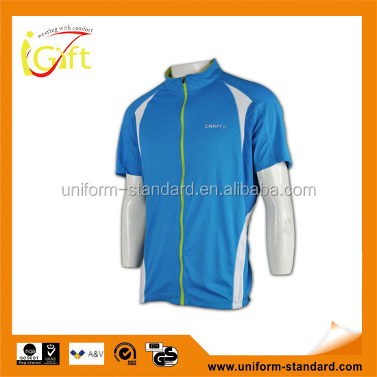 2015 Professional Sublimation Race Fit Cycling Jersey