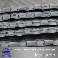 Landy high efficiency fire proof polyethylene bubble roofing foil insulating material