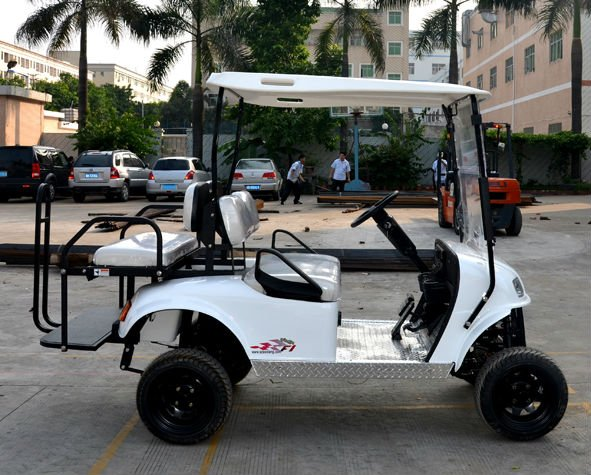 48V 3000W 4 seater safty golf cart manufacturer off road family use utility golf car