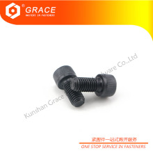 Professional Manufacture Carbon Steel Black Zinc Head Socket Cap Screw