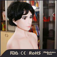 Cheap Silicone Sex Doll Real Male Sex Dolls for Women