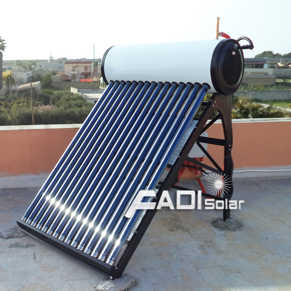 Solar hot water system (135Liter)