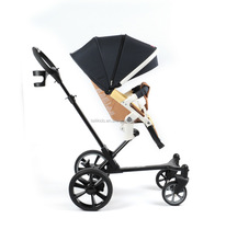 high quality shopping baby pushchair stroller OEM