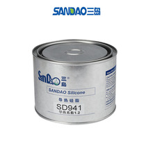 SANDAO SD910 High temperature silicone thermal electrically conductive grease