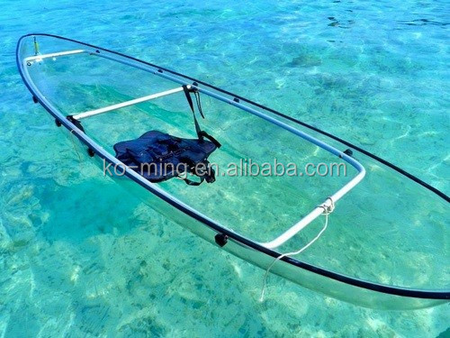 Crystal Clear Kayak For Sale Buy Clear Plastic Boat Cheap Kayaks