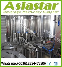 Automatic drinking water plant,mineral water bottle filling machine plant