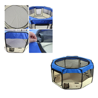 Pet Supplies Portable Polyester Dog Tent