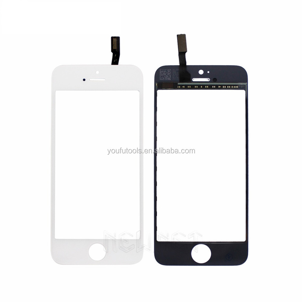 For apple5 TP Touch Screen Glass Lens Sensor Replacement parts for iphone5