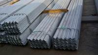 q235 High tensile strength of mild iron steel angle