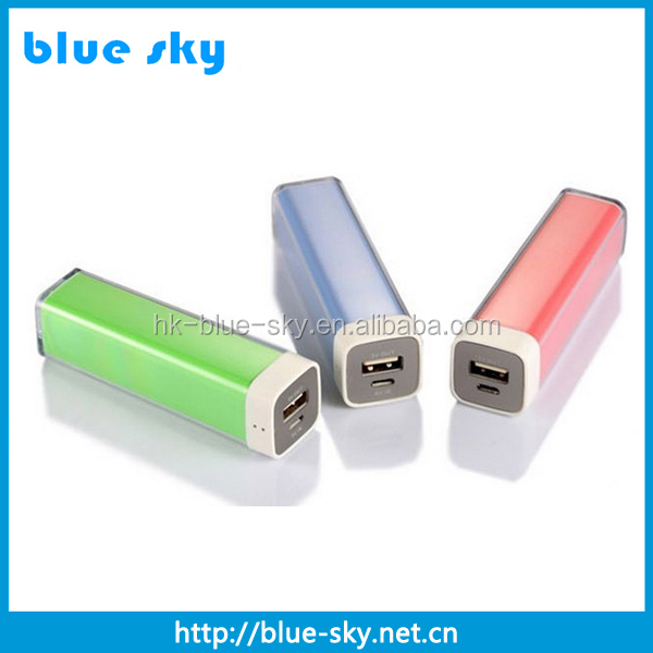 High quality and hot selling rohs power bank 1200mah mobile power station