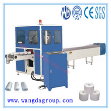 Wallboard structure Full Auto Toilet Paper slitting Machinery (WD-LGM-IV) with fast speed and attractive price
