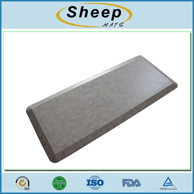 New style office anti fatigue polypropylene floor mat