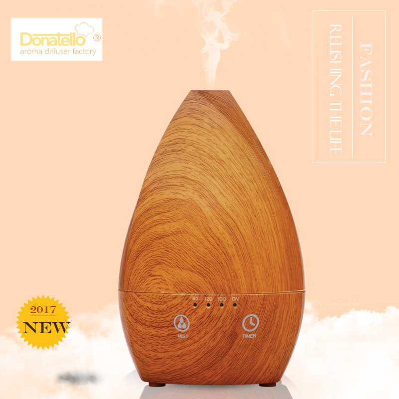 essential oil diffuser ultrasonic humidifier spray mist aroma diffuser