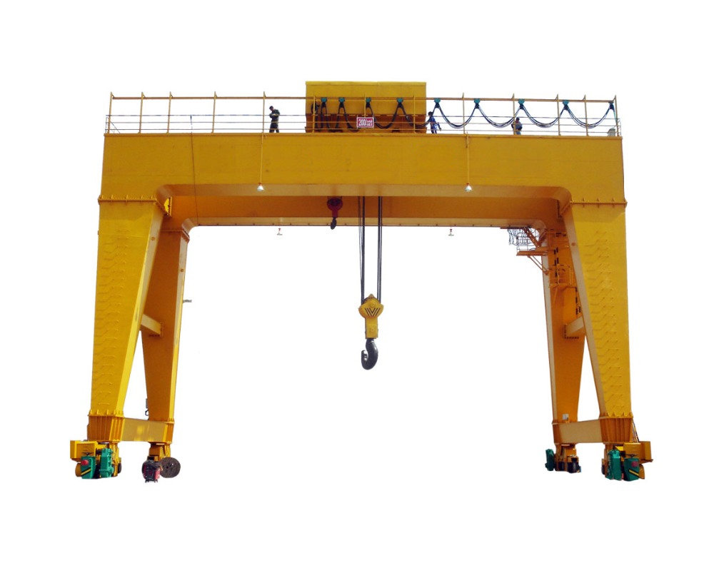 MG Factory Henan 10 Ton Mg Port Lifting Mobile Gantry Cranes