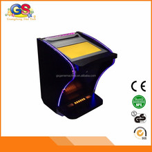 Good Quality Popular Video Electronic Casino Entertainment ICT Bill Acceptor Mahogany Game Betting Machines Terminal Custom OEM