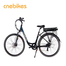 2018Cheap New 36V Front Hub Motor Electric city bike E bycicle