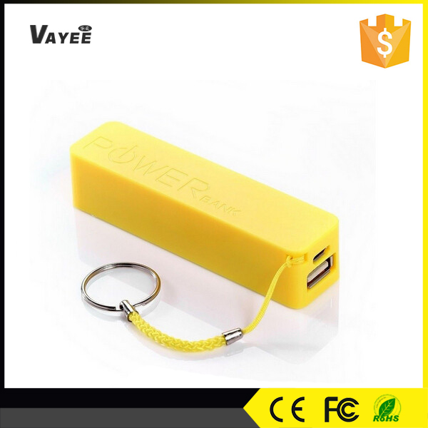 HOT wholesale key rings 2600mah,universal portable cell phone charger