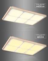 China made surface mount square round led ceiling light fixture home use