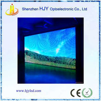 P6 indoor solar led advertising display screen